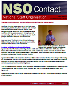 NSO Contact